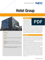 Citizen m Hotels Tech NEC