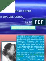 Acs - Era Del Creer y Del Saber