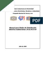 5747_Manual Para Redes de Distribucion Electrica Subterranea 35 KV