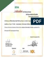 Certificado Matheus
