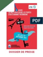 Dp-ratp-journée Européenne Patrimoine 2014