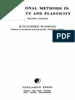 81086474 Washizu Variational Methods in Elasticity and Plasticity