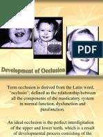 developmentofocclusion-140219113507-phpapp01
