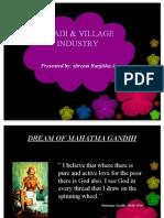 Khadi & Village Industry