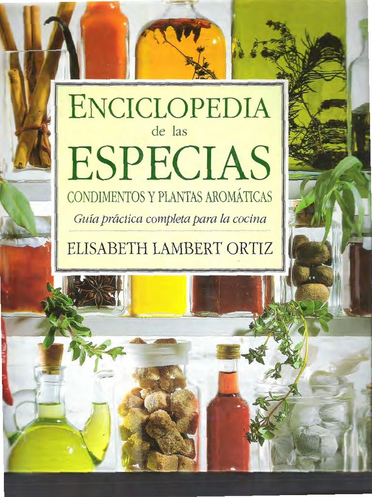 Enciclopedia de las for Enciclopedia de cocina pdf