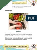 Material 1 Unidad 1 Gastronomia Colombiana