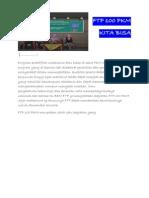 FTP 100 PKM