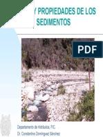 Origen y Propiedades d Los Sedimentos1