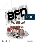 BFD Deluxe Manual Online