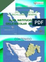Plan de Trabajo_ 2009-2010 Zona 029