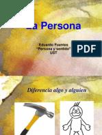 Fuentes Persona