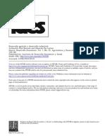 Aula 1 [TODO] (33 Copias) - Bairoch Et Al - Desarrollo Agricola Y-Desarrollo Industrial