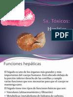 Sx Toxicos Hepatico