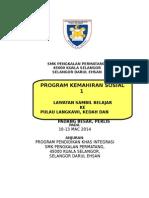Kertas Kerja Lawatan Ke Langkawi Dan Padang Besar 2014