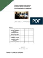 lasfinanzasyelsistemafinanciero-140829190450-phpapp01