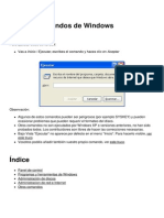 Lista de Comandos de Windows 2098 Mh33eo