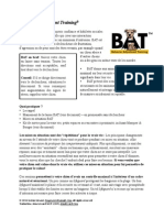 BAT Basics French