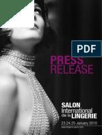 Salon Internacional de La Lingerie