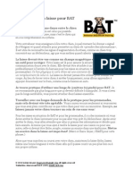 BAT Leash Skills French
