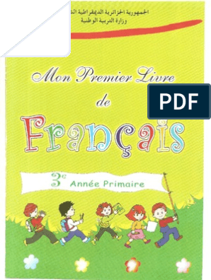Le Nouveau Manuel De Francais 3 A P 2014 2015