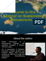 Session 1 - Introduction to Sustainability