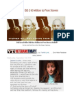 Did Israel Offer ISIS $10 Million to Free Steven Sotloff