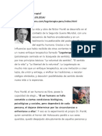Logoterapia Victor Frankl 1