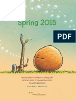 Spring 2015 Catalog, HMH Books for Young Readers