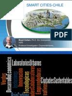 Presentación Boyd Cohen en Summit Smart Cities Chile 2014
