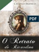 O Retrato de Ricardina - Camilo Castelo Branco