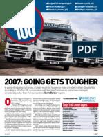 Motor Transport Top 100 2007