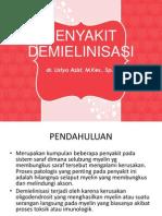 Penyakit Demielinisasi