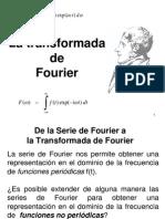 Explicación de la Transformada Fourier