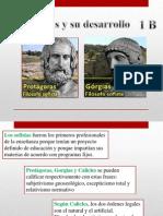 Presentacion Sofistas Helenistas