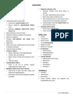 Bacte - Sporeformers (Notes)