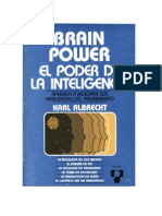 Albrecht Karl - El Poder de La Inteligencia Brain Power