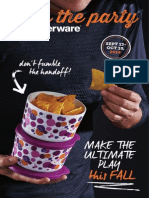 Tupperware mid-September Brochure – CA English