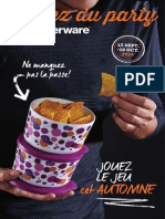 Tupperware mid-September Brochure – CA French