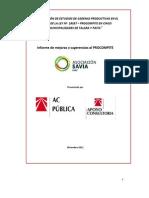 Informe Final Mejoras Al Procompite