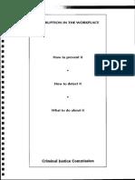 Corruption Prevention Manual