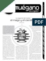 Unidad I. Eco, Umberto (2003). La Angustia Del Rumbo. El Mago y El Científico. Pp. 1-3