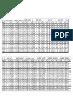 Calendario Desde 2008 Hasta 2020