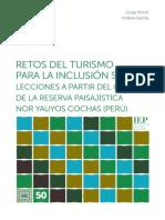 Re to s Del Turismo Parala Inclusion Social