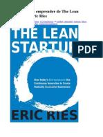 0Claves Para Emprender de the Lean Startup