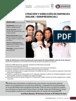 PDF MBA DireccAdmonEmpresas