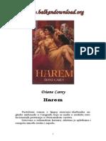 Diane Carey~Harem
