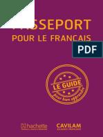 HFLE Passeport MichelBoiron