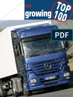 Motor Transport Top 100 2006