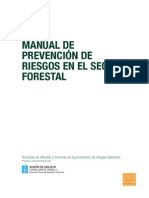 Manual de Riesgos Laborales Forestales