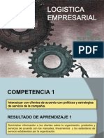 i Logistica Empresarial Competencia